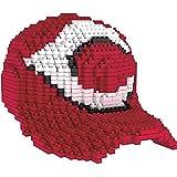 FOCO MLB Cincinnati Reds Unisex 3D Brxlz- Baseball CAP3D Brxlz- Baseball Cap, Team Color, One Size