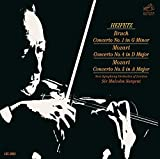 Bruch: Violin Concerto No. 1 in G Minor, Op. 26; Mozart: Violin Concertos No. 4 in D Major, K.218 & No. 5 in A Major, K.219 (Sony Classical Originals)