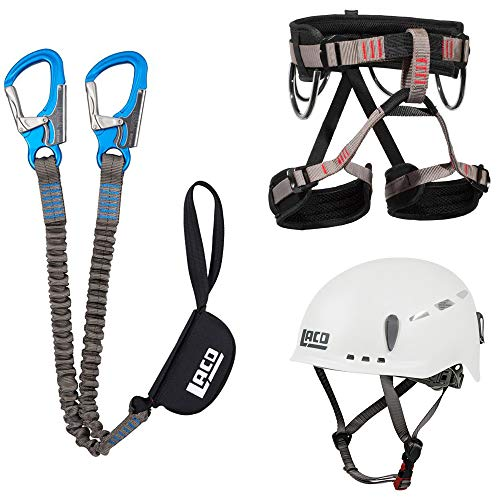 LACD Via Ferrata Pro Evo 2.0 Start 2.0 Protector 2.0 (L)
