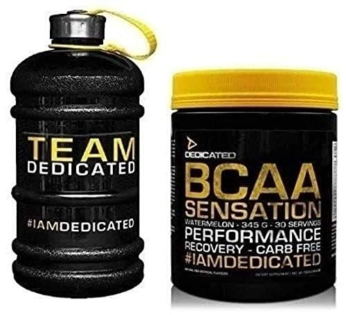 Dedicated Nutrition BCAA Mojito Lime Sensation 30 Servings
