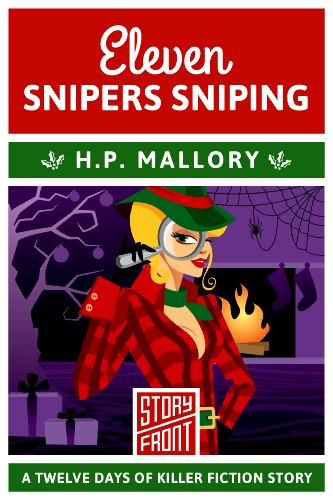 Eleven Snipers Sniping (A Short Story) (12 Days of Christmas Book 11)