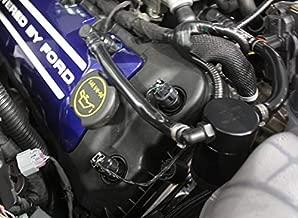 2015-2017 Mustang Shelby GT350 JLT Oil Separator Passenger Side Black