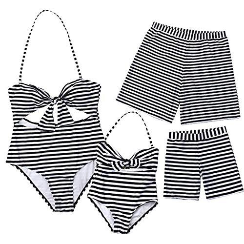 Loalirando Mujer Top Bikini Push Up Trajes de Baño Bikini 1 Pieza Tal
