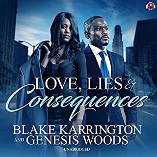 Love, Lies, and Consequences audiobook cover art