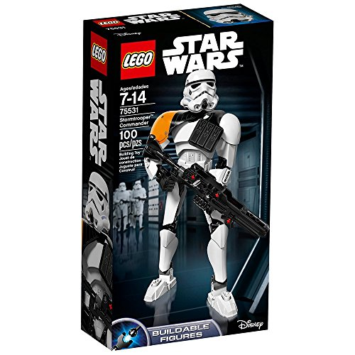 LEGO Star Wars Stormtrooper Commander...