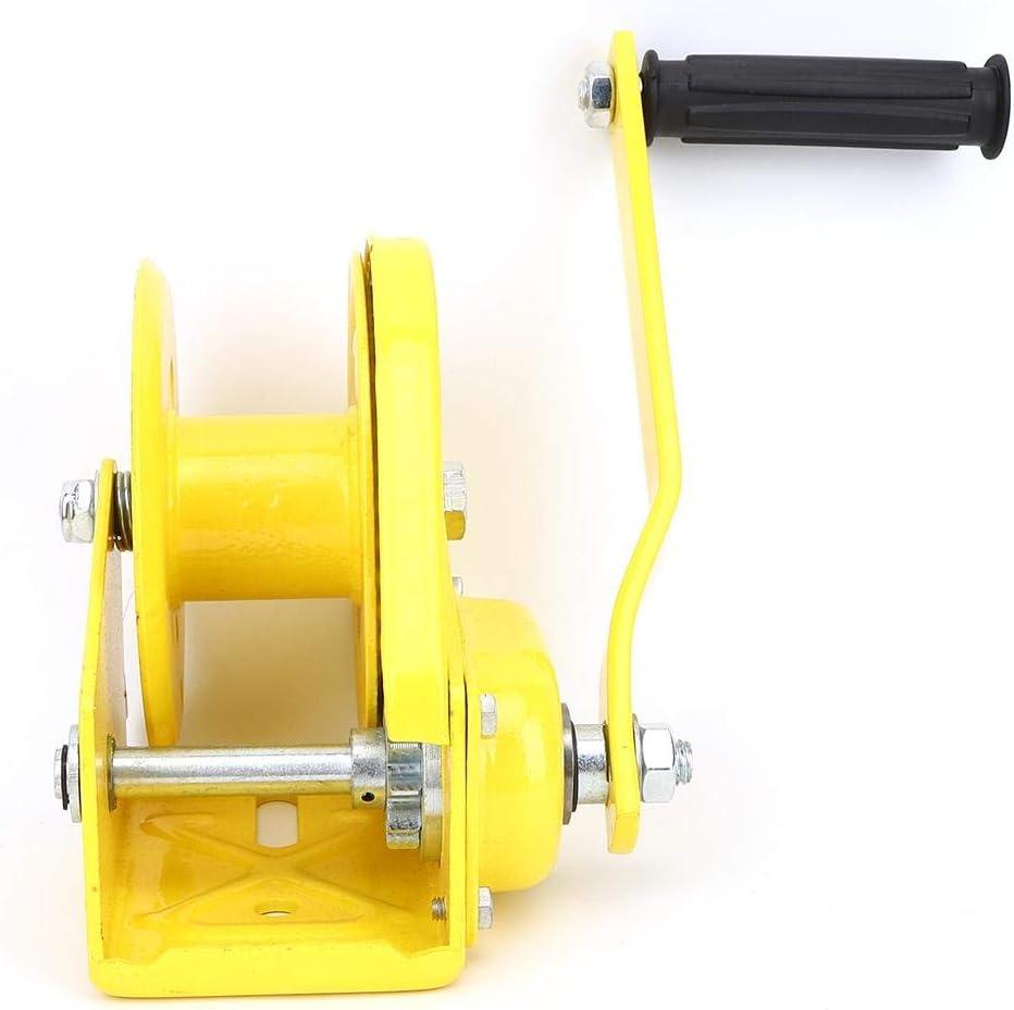 Práctico torno manual del tractor del torno manual, torno del metal de la herramienta de mano, para la industria que cultiva un huerto