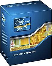 Intel Core i7-3770 Quad-Core Processor 3.4 GHz 4 Core LGA 1155 - BX80637I73770 (Renewed)