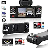 IndigiTech Dash Cam Car Video Recorder | Full HD 1080P Car Dash Cam