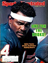 Sports Illustrated - October 15, 1984 Issue: Walter Payton Cover, Mario Lemieux, Wayne Gretzky, and More! (Volume 61 Number 18)