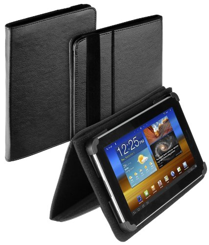 yayago Tablet Book-Style Tasche mit Standfunktion - Ultra Flach - für Acer Iconia Tab A210