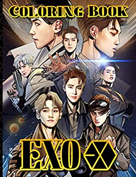 Best exo coloring book Reviews