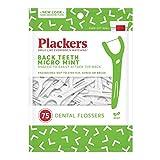 Plackers Back Teeth Micro Mint