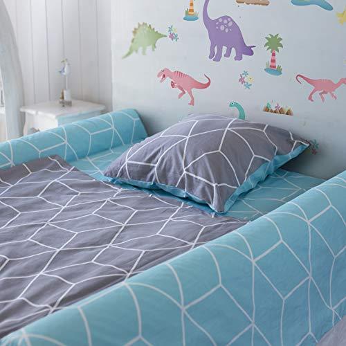 Bubumper Extra-Tall Foam Bed Rails