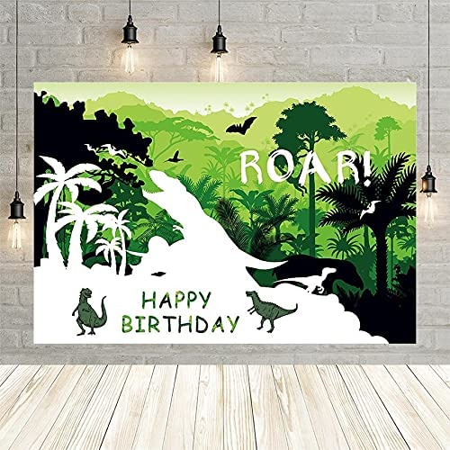 OFFer Bird Forest Dinosaur Tropical In a popularity Jungle Birthday Party River Newbor