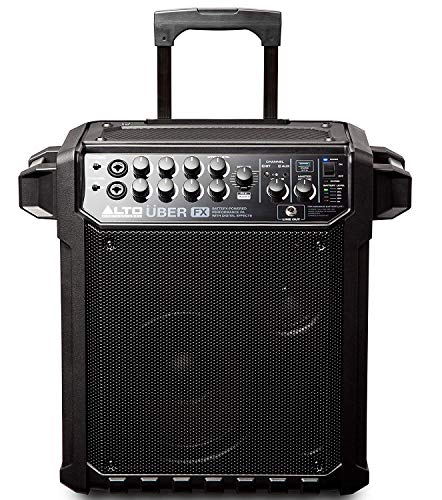ALTO Professional Uber FX | Portable PA System with Bluetooth, Built-in...