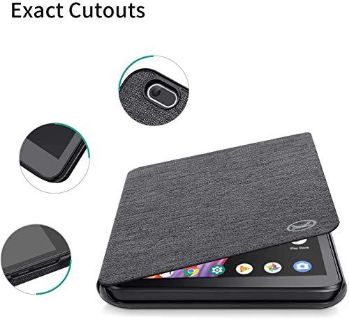 vankyo Schutzhülle für Tablet S8, Folienschutz MatrixPad S8, PU-Lederetui, sehr kompakt, ideal für Tablet