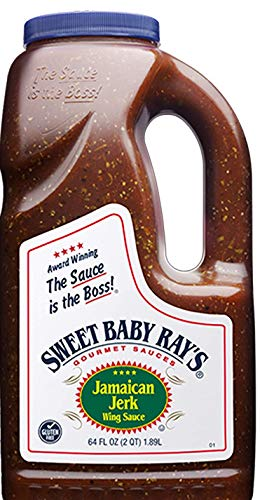 Sweet Baby Ray's Jamaican Jerk Wing Sauce (64oz)