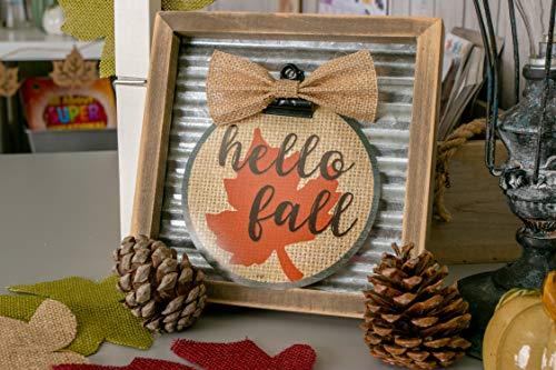 Teacher Created Resources Home Sweet Classroom Happy Fall Mini Bulletin Board (TCR8734) Photo #4