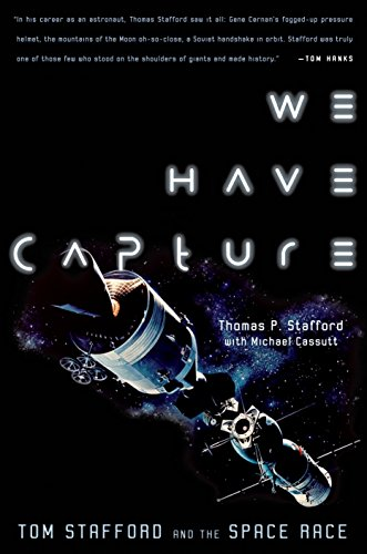 We Have Capture: Tom Stafford and the Space Race