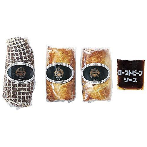 ( 産地直送 冷凍 / 神戸ハング ) ミートパイとローストビーフ