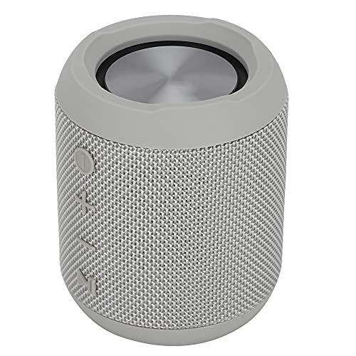 Weikeya Exquisite Bluetooth Lautsprecher, 3.Mit 5 Watt x 2. mit Kunststoff und Metall XPX5. Wasserdicht 4.-5. Std Musik Wiedergabe Pro Party