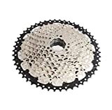 GOEXM 10 Speed Cassette 11-50T MTB Mountain Bike Freewheel Fits Shimano SRAM