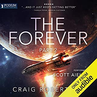 The Forever, Part II cover art