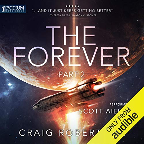 The Forever, Part II  By  cover art