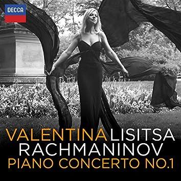 Rachmaninov: Piano Concerto No. 1 in F Sharp Minor, Op. 1