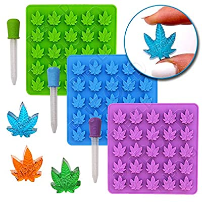 candy molds marijuana