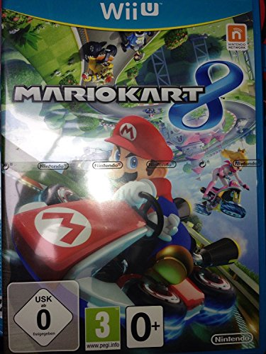 Wii U Mariokart 8 multilanguage IT-EN-DE-FR-ES-NL-PT-RU