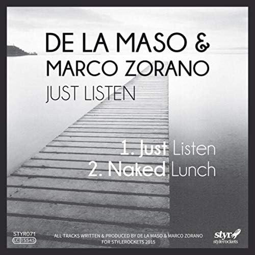 De La Maso & Marco Zorano
