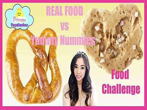 Clip: Real Food vs Yummy Nummies - Pretzel Maker