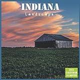 Indiana Landscape Calendar 2022: Official US State Indiana Calendar 2022, 16 Month Calendar 2022
