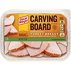 Oscar Mayer Carving Board Oven Roasted Turkey Breast (7.5 oz Package)