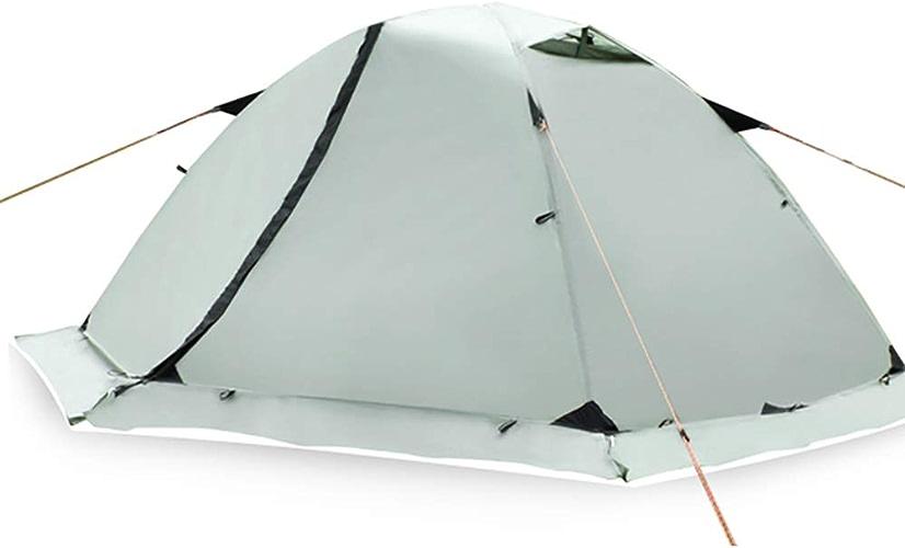 SHPP, Tente de Camping Multifonctions imperméable à l'eau 100% imperméable, adaptée au Camping en Plein air et à la randonnée familiale Grande Taille 190 x 145x 110 cm - Poids 3kg