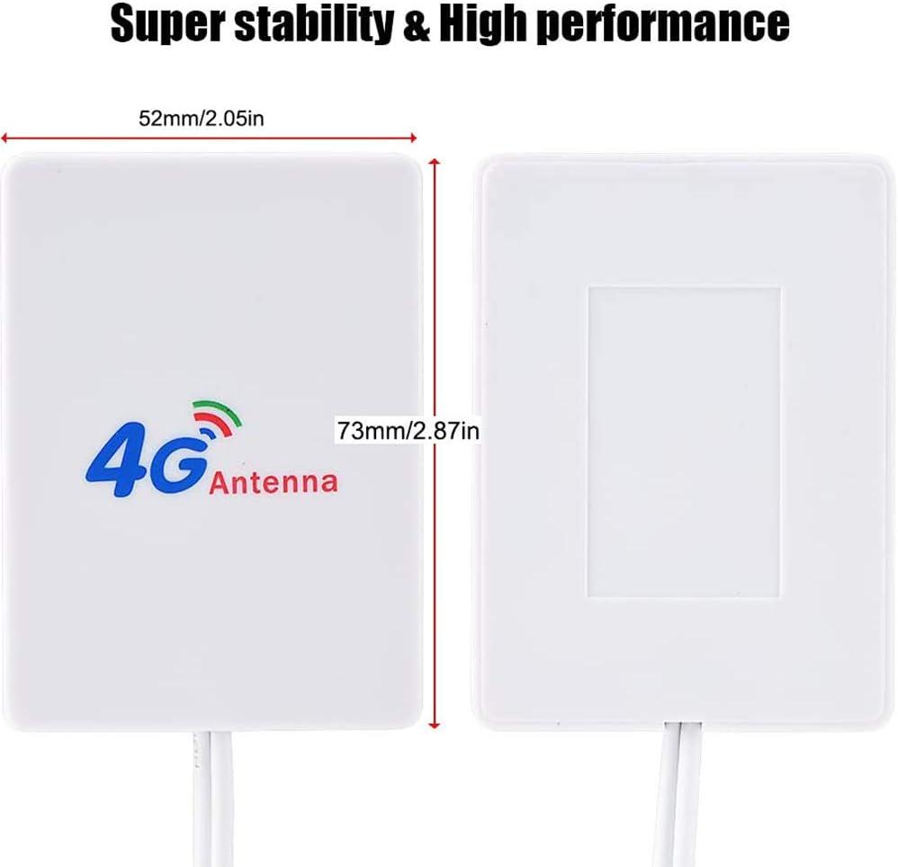 4G LTE Antenna SMA Antenna Dual Connector High Gain 28dBi Panel ...