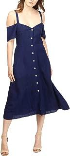 Lucky Brand Women's Button Through Dress