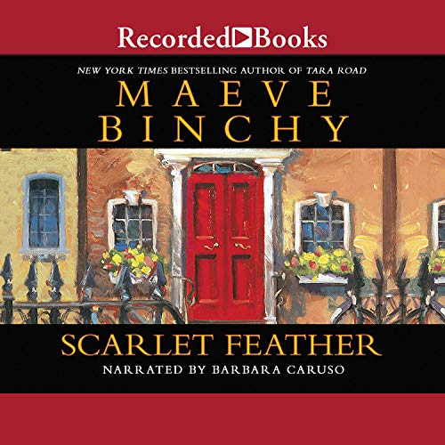 Scarlet Feather  By  cover art