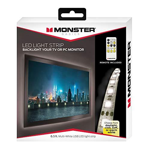 Televisor Ambilight  marca Monster