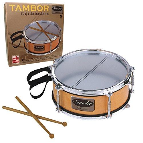 Claudio Reig 7000116 Tambor Sounder Metalizado (731)