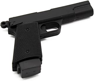 Yghfd 64GB Toy Pistol Gun USB Flash Drive 4GB 8GB 16GB 32GB Pendrive USB 2.0 USB Memory Stick (Capacity : 16GB, Color : Pu...