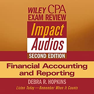 『Wiley CPA Examination Review Impact Audio, Second Edition』のカバーアート
