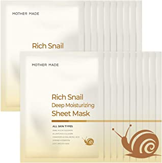 Best snail whitening face mask Reviews