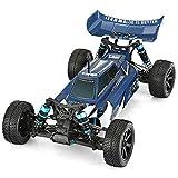 ZAKRLYB 1:10 4WD Control Remoto Monster Drift Off-Road Racing Vehículo RC Buggy Climbing Car RTF 3650 3300KV Motor sin escobillas / 45A Resistente a Salpicaduras ESC Cumpleaños for niños y Adultos