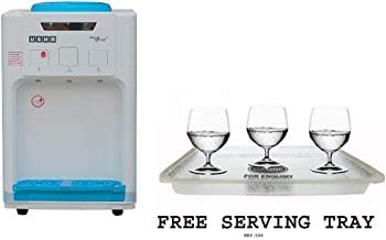 Usha Aquagenie + Hot, Normal & Cold Table top Water Dispenser