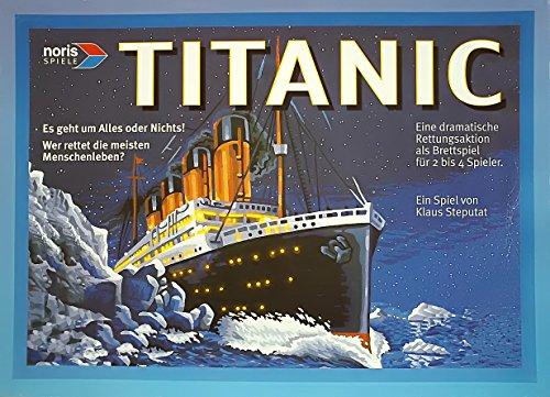Tatort Titanic - Schmidt Spiele - Brettspiel - Rarität - gebraucht