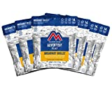 Mountain House Breakfast Skillet | Freeze Dried Backpacking & Camping Food | 6-Pack | Gluten-Free