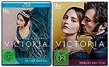 Victoria Staffel 1+2 [Blu-ray]