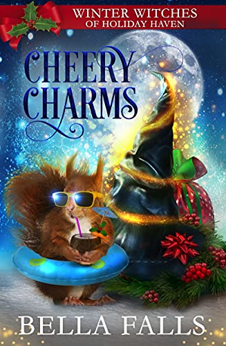Cheery Charms: A Christmas Paranormal Cozy Mystery by [Bella Falls]